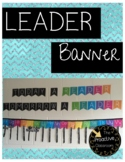 Today a Reader Tomorrow a Leader Rainbow Banner