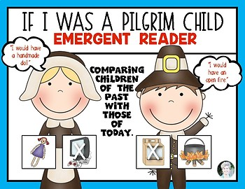Today and The Past {What if I Was a Pilgrim Child?} Kinder