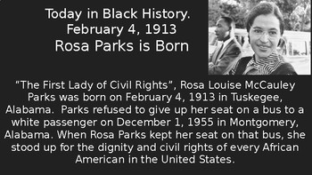 Today in Black History: A Calendar for February