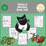 Today is Monday Book Unit by Eric Carle