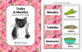Today is Monday - Mini Math Pack