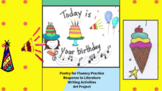 Today is your Birthday Poetry, Response to Literature, Wri