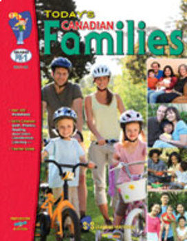 Today's Canadian Families Grades PK-1