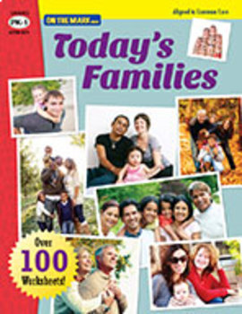 Today's Families Grades PK-1 - Aligned to Common Core (Enhanced eBook)