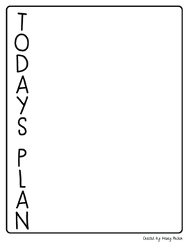 Today's Plan (Vertical)