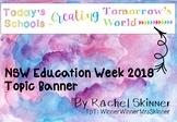 Today's Schools Creating Tomorrow's World - NSW Education
