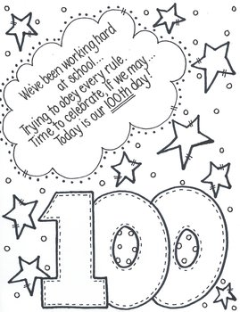 Today's Our 100th Day!