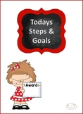 Todays Steps & Goals