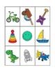 Toddler BINGO Game Toys