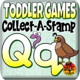 Toddler Centers Alphabet Activities Letter Of The Week Letter Q Preschool