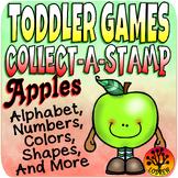 Toddler Centers Apple Activities Apple Centers Alphabet Nu
