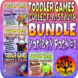 Toddler Centers Bundle Toddler Activities Alphabet Numbers