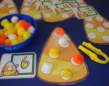 Toddler Centers Halloween Activities Fall Centers Toddler Curriculum Activities