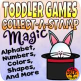 Toddler Centers Magic Activities Magician Centers Alphabet