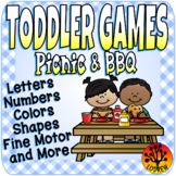 Toddler Centers Picnic Activities BBQ Centers Toddler Curriculum Activities
