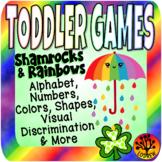 Toddler Centers Saint Patrick's Day Activities St. Pat's C