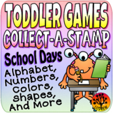 Toddler Centers School Activities Back To School Centers A