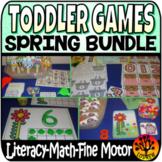 Toddler Centers Spring Bundle Spring Activities Toddler Cu