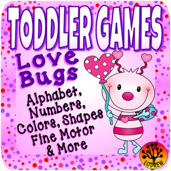 Toddler Centers Valentine Centers Valentine's Day Activities Alphabet Counting