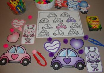 Toddler Centers Valentine Centers Valentine's Day Activities Toddler Curriculum