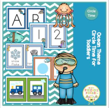 Toddler Circle Time Ocean Theme