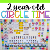 2 Year Old Circle Time Board and Songs