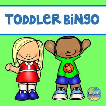 Toddler  BINGO: Clothing