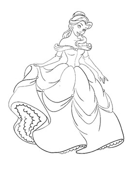 Toddler Coloring Pages for Toddler Coloring Activity