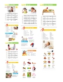 Toddler Curriculum Lessons 1 to 5