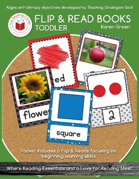 Toddler Flip & Read Bundle