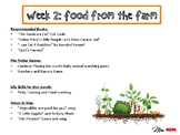 Toddler Foods we get from the Farm Unit
