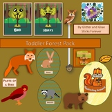 Toddler Forest and Forest Animals Unit
