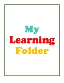 Toddler Learning Pack