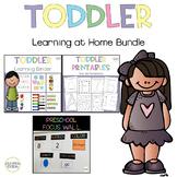 Toddler Learning at Home Bundle