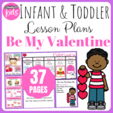 Toddler Lesson Plans- Be My Valentine (One Week)