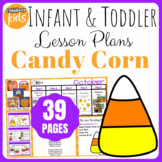 Toddler Lesson Plans- Candy Corn (One Week)