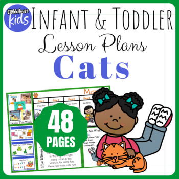 Toddler Lesson Plans- Cats (One Week)