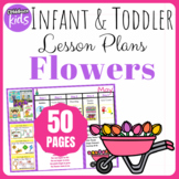 Toddler Lesson Plans- Flowers (One Week)
