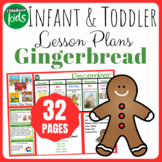 Toddler Lesson Plans- Gingerbread (One Week)