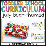 Toddler School Lesson Plans   Jelly Bean Themed Curriculum