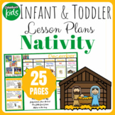 Toddler Lesson Plans- Nativity (One Week)