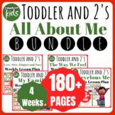 Toddler Lesson Plans- SEPTEMBER BUNDLE