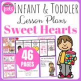 Toddler Lesson Plans- Sweet Hearts (One Week)