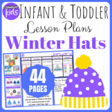 Toddler Lesson Plans- Winter Hats (One Week)