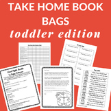 Toddler Literacy Bags