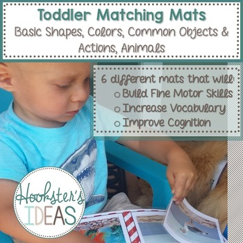 Toddler Matching Mats