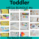 Toddler Mega Bundle #2 (25 Activities)
