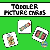 Toddler Picture Cards  Food