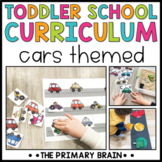 Toddler School Lesson Plans   Cars Themed Tot Curriculum A