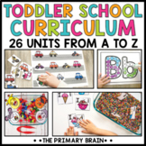 Toddler Lesson Plans - Toddler School Curriculum Growing Bundle